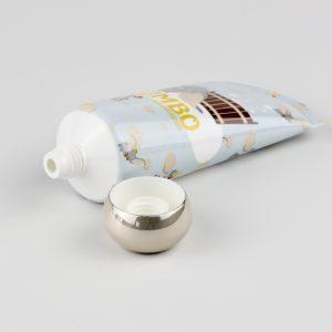 100ml cosmetic tube packaging