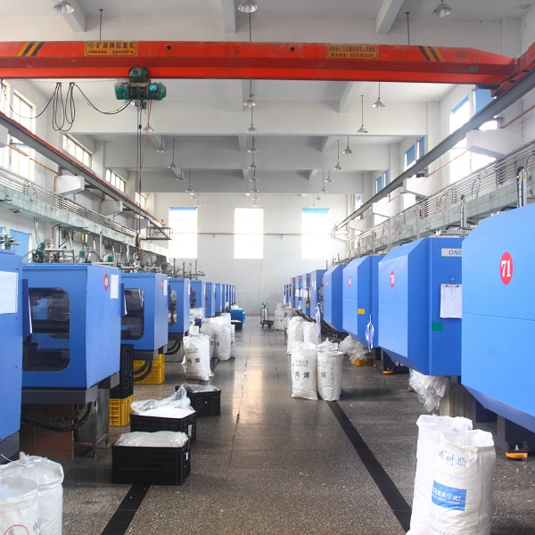 Injection Molding Room